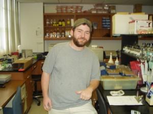 Robert Blair<br />Research Technician<br />2006-2009