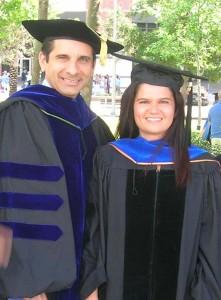 Jacqueline Sayyah's Graduation