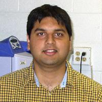 Issam McDoom, Graduate Student, 2004 - 2007