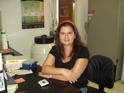Jacqueline Sayyah, Graduate Student, 2005 - 2009