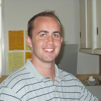 Michael Godeny, Graduate Student, 2003 - 2006