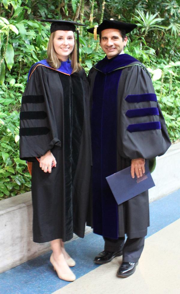 Rebekah's Graduation, 2012